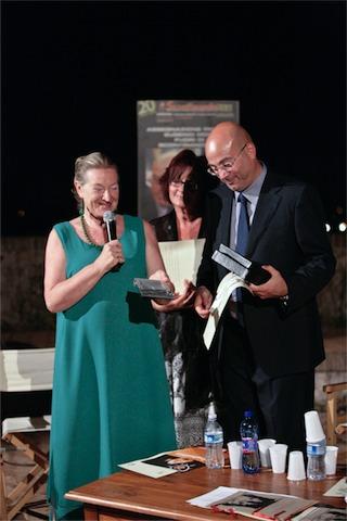 Aldo Cazzullo riceve il Premio