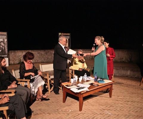 Sebastiano Grasso riceve il Premio