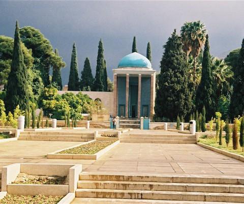 La Moschea Rosa a Shiraz
