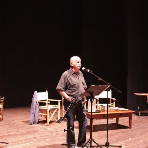Premio Montale Fuori di Casa 2013 per la Poesia in musica a Gino Paoli