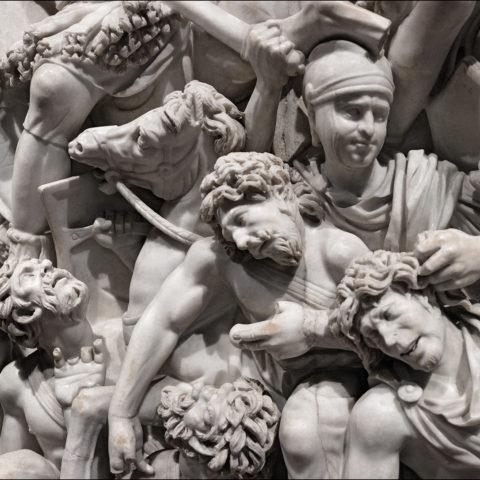 3351 battaglia tra romani e barbari